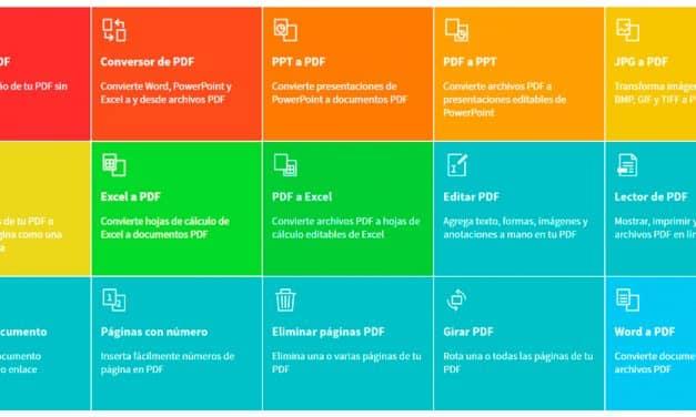 El principal problema del PDF: Cómo trabajar con ellos cómodamente
