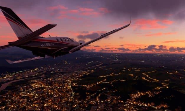 Microsoft flight simulator y los límites entre herramienta y videojuego