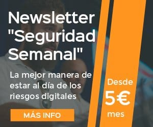 Newsletter exclusiva Seguridad Semanal