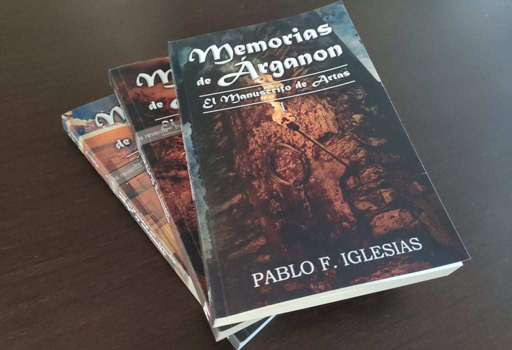 Trilogía Memorias de Árganon