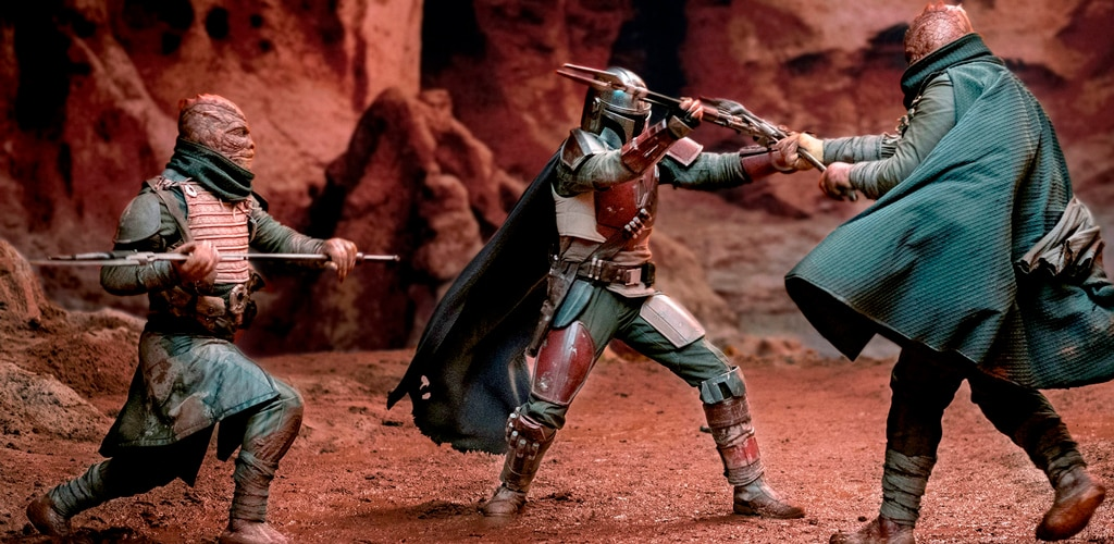 ejemplo stagecraft the mandalorian