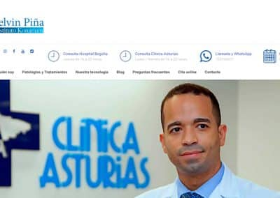 Dr. Kelvin Piña