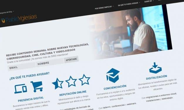 PabloYglesias en 2020: Hablemos de números y de proyectos
