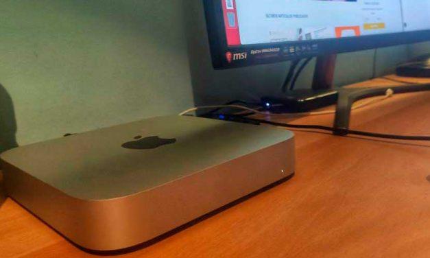 Mac Mini con chip Apple Silicon: Mi nuevo ordenador es uno de escritorio