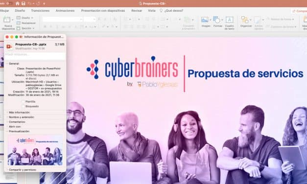 Cómo comprimir un PDF de Powerpoint para que pese menos