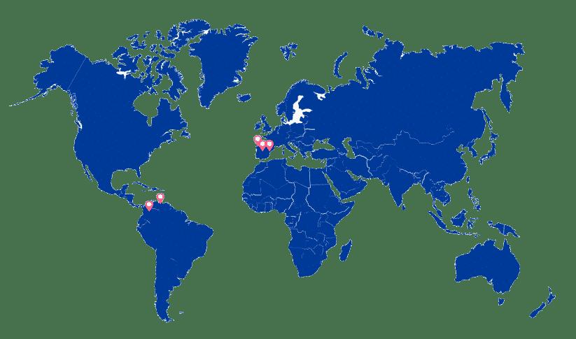 Mapa cyberbrainers