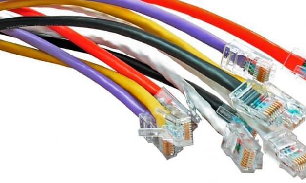 En época de conectividad inalámbrica, cable de red