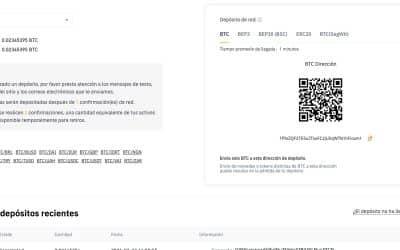 Cómo transferir u operar con bitcoin (o cualquier otra criptodivisa)
