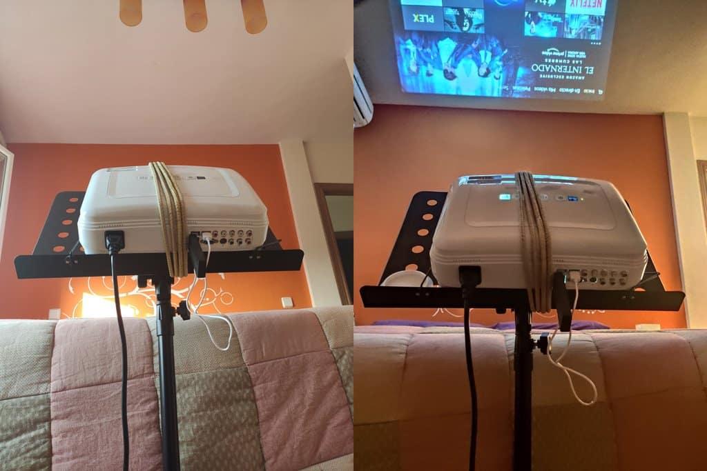 proyector uso