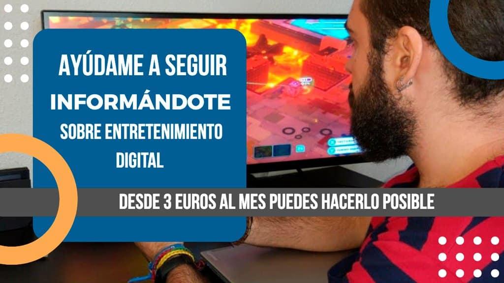 mecenazgo pabloyglesias videojuegos