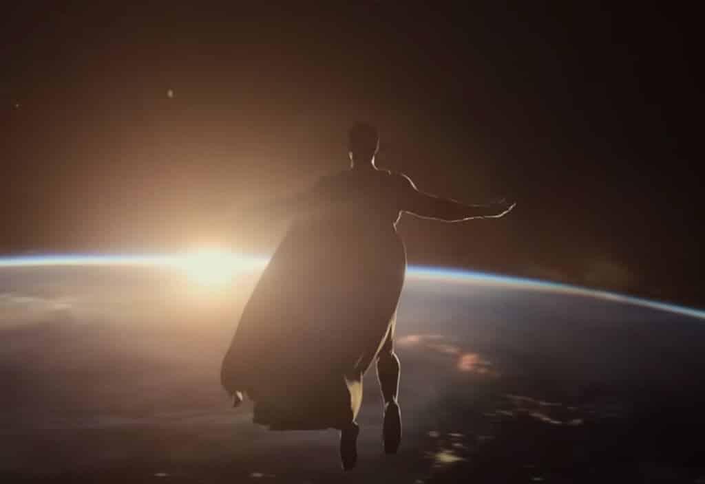 superman liga justicia