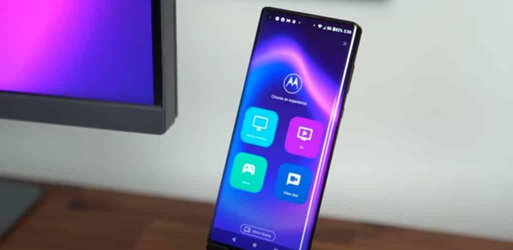 Motorola ready for convergencia