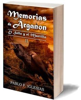 Memorias Arganon II portada