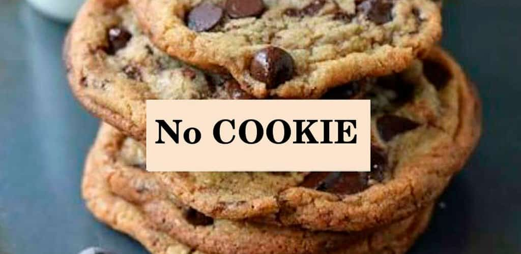 No COOKIE