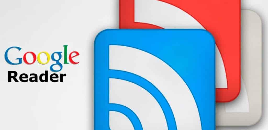 google reader rss