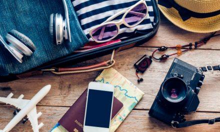 Sobre el placer de viajar sin haber preparado nada