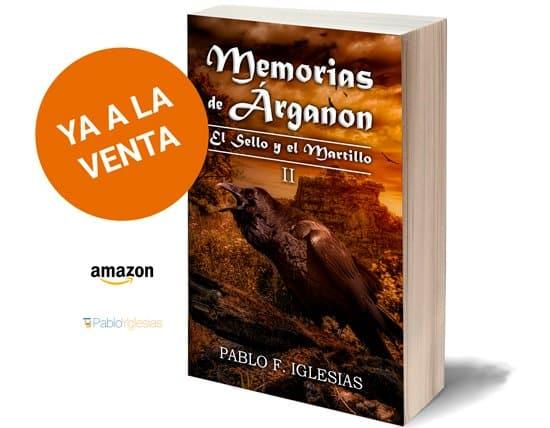 portada 3d Memorias Arganon 2