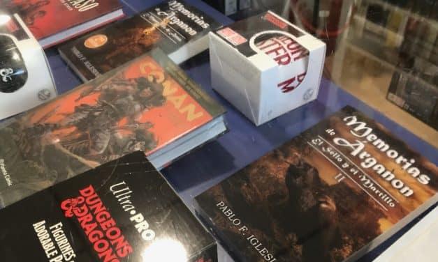 Memorias de Árganon ahora a la venta en tiendas especializadas