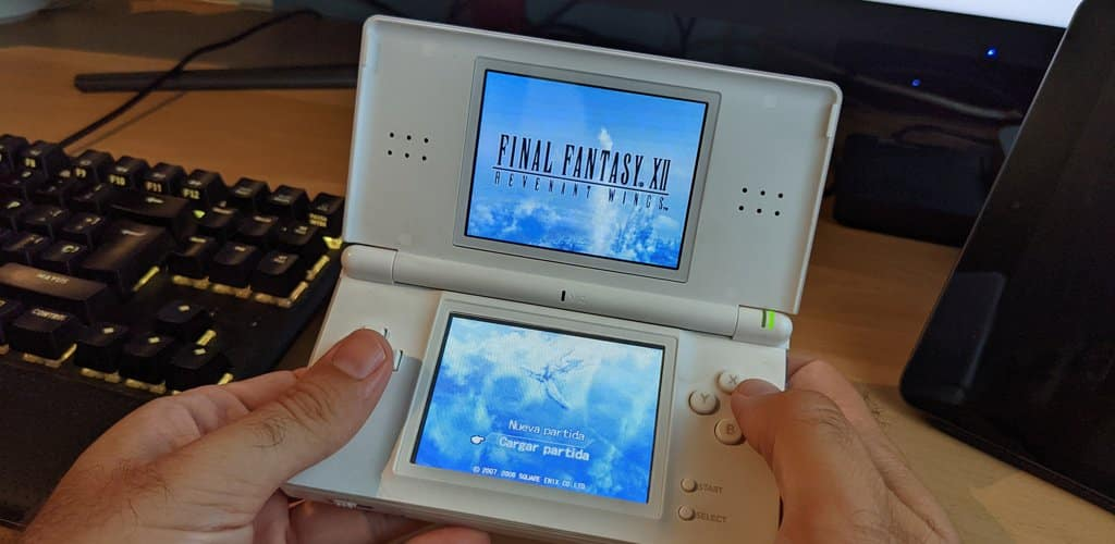 Final Fantasy XII DS
