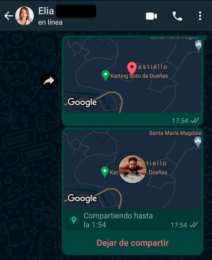 Ubicacion whatsapp