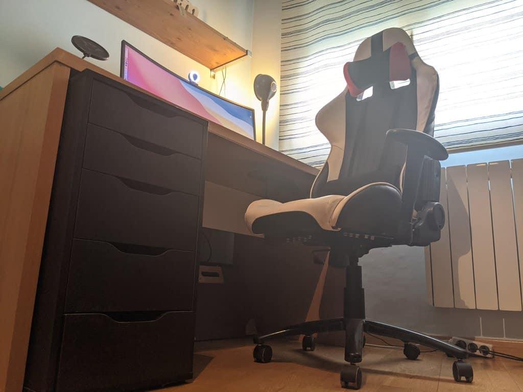 accesorios silla gaming