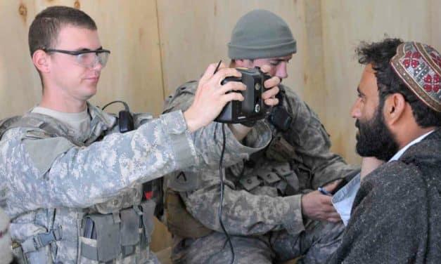 A colación de la importancia de la privacidad: datos biométricos de colaboradores bajo control talibán