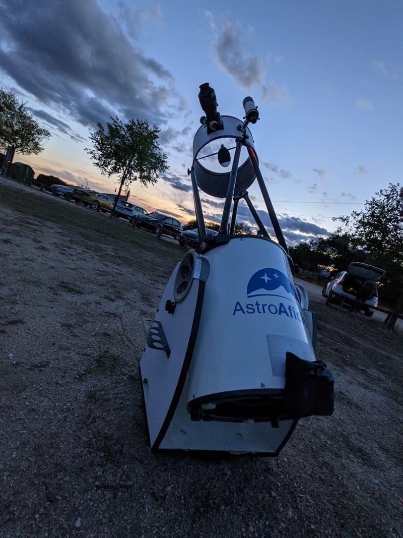 dobson astronomia manual