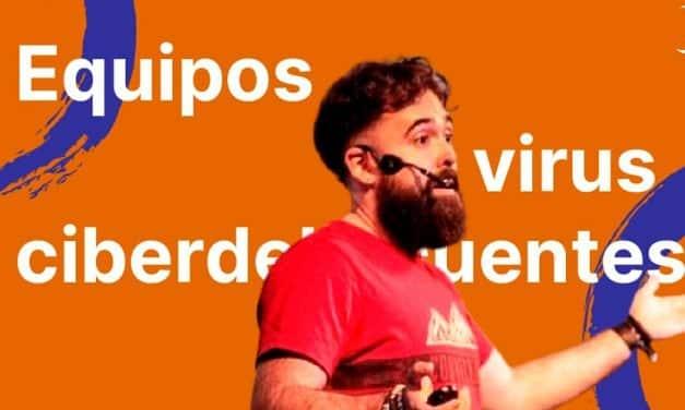 Hablando sobre seguridad para usuarios en el podcast de Alfonso Prim