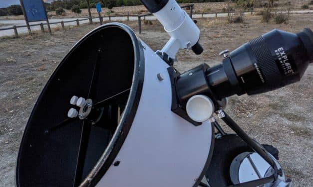 El papel tecnológico de la astronomía para aficionados